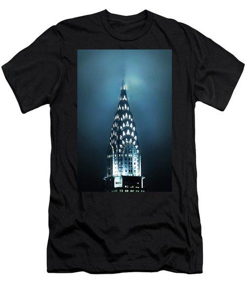 Mystical Spires Men's T-Shirt (Slim Fit) by Az Jackson
