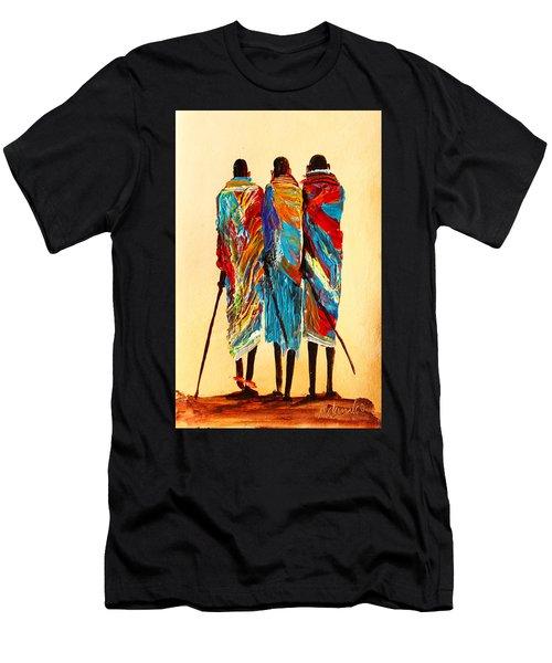 N 106 Men's T-Shirt (Athletic Fit)