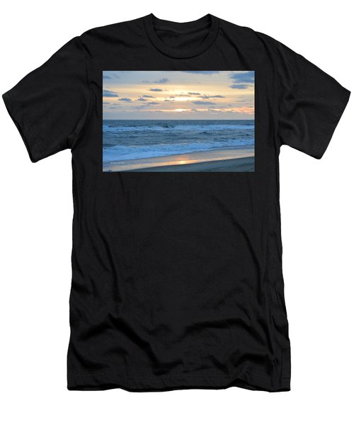 Men's T-Shirt (Athletic Fit) featuring the photograph Nags Head 11/23 by Barbara Ann Bell
