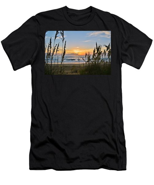 Nags Head August 5 2016  Men's T-Shirt (Athletic Fit)