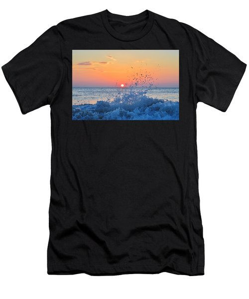 Nags Head Sunrise 7/15/16 Men's T-Shirt (Athletic Fit)