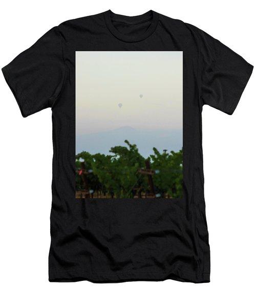 Napa Rides Men's T-Shirt (Athletic Fit)