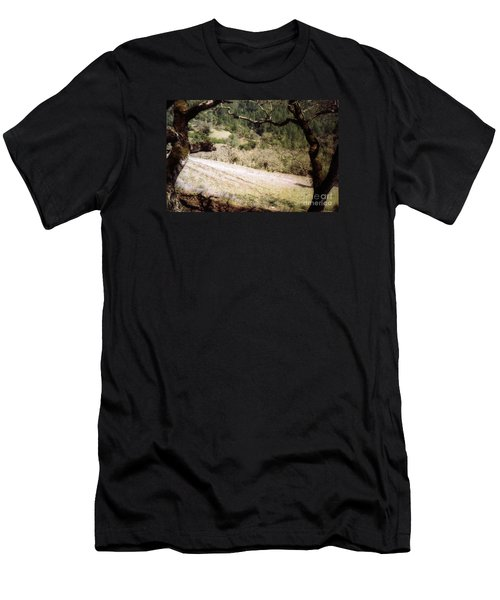 Napa Valley Hills Men's T-Shirt (Athletic Fit)