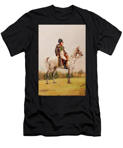Napoleon Bonaparte Series 0552 Men's T-Shirt (Athletic Fit)