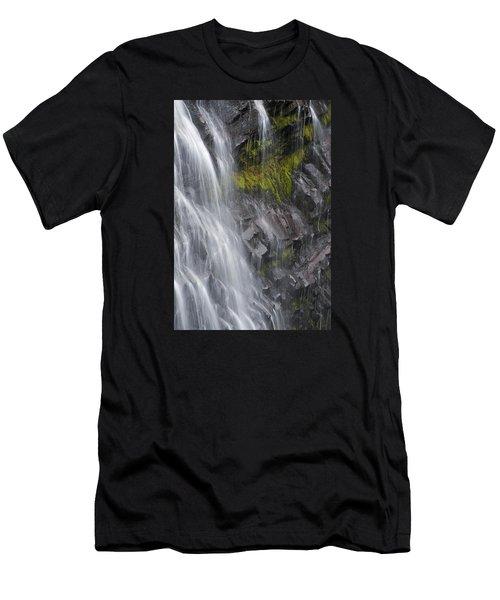 Narada Falls II Men's T-Shirt (Athletic Fit)