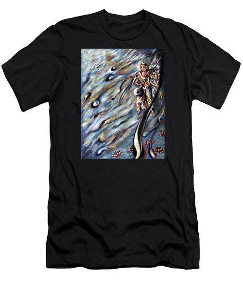 Narada Muni Men's T-Shirt (Athletic Fit)