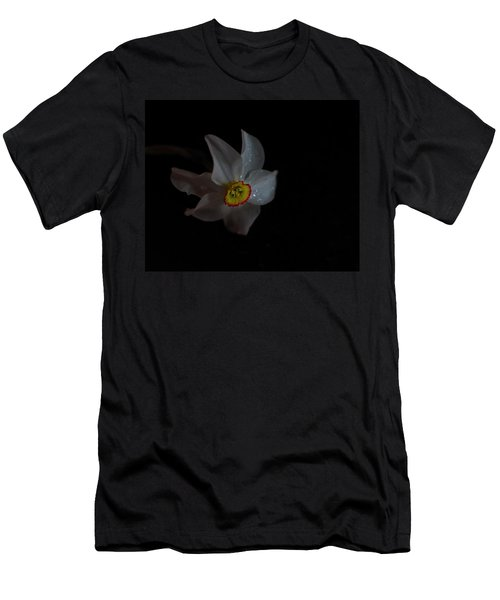 Men's T-Shirt (Slim Fit) featuring the photograph Narcissus by Susan Capuano