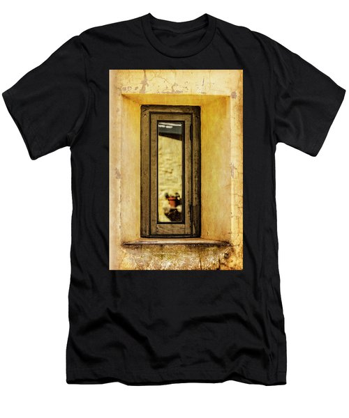 Narrow Reflections Men's T-Shirt (Athletic Fit)