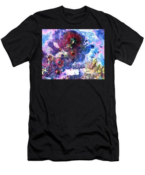 Nasa Image-andes Mts., Chile - Bolivia-2  Men's T-Shirt (Athletic Fit)