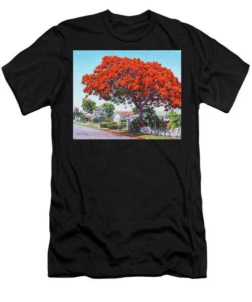 Nassau East Blvd.  Men's T-Shirt (Athletic Fit)
