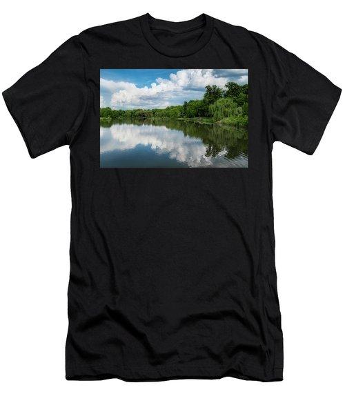 Nathanael Greene Park Men's T-Shirt (Athletic Fit)