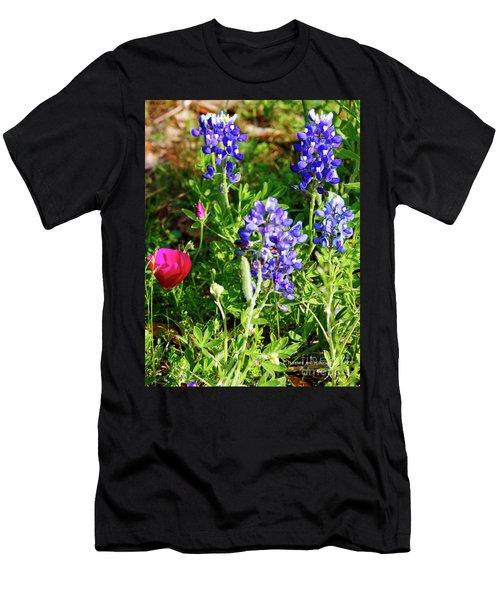 National Colors Men's T-Shirt (Athletic Fit)