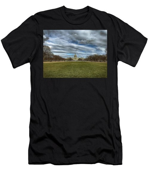 National Mall Men's T-Shirt (Athletic Fit)