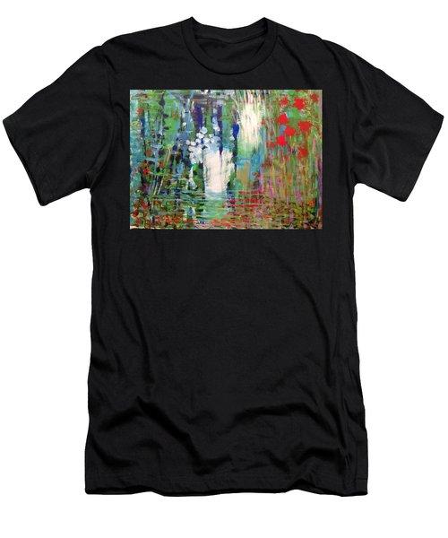 Natural Depths Men's T-Shirt (Athletic Fit)
