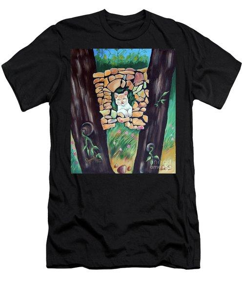 Natural Home Men's T-Shirt (Athletic Fit)