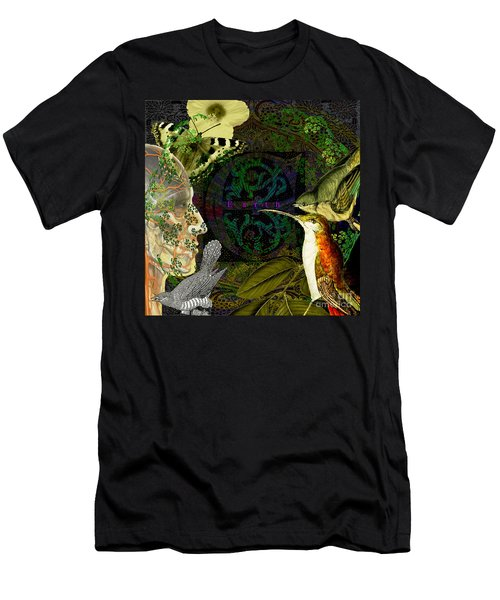 Natural Man Men's T-Shirt (Athletic Fit)