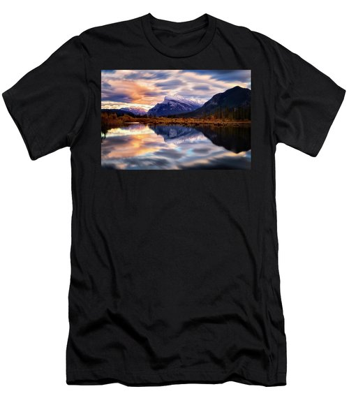 Natural Mirror Men's T-Shirt (Athletic Fit)