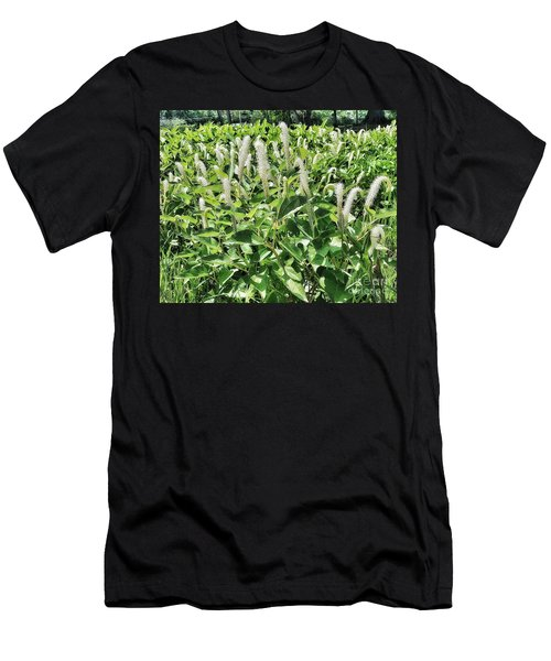 Natural Vision Men's T-Shirt (Slim Fit)