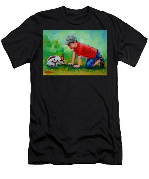 Natural Wonder Men's T-Shirt (Athletic Fit)