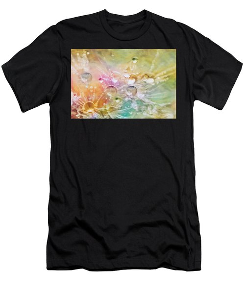 Nature As A Tender Abstraction Men's T-Shirt (Athletic Fit)