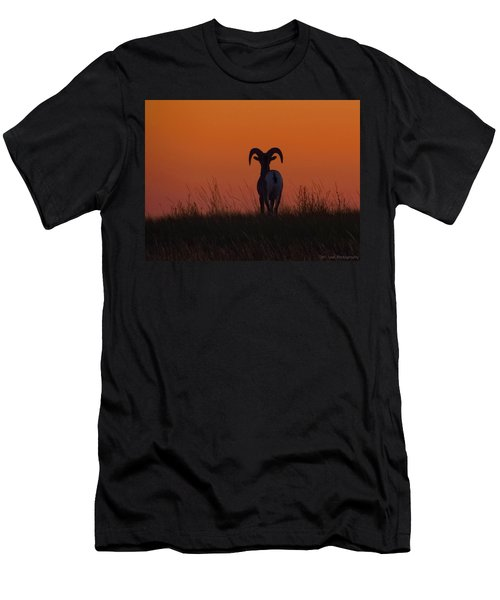 Nature Embracing Nature Men's T-Shirt (Athletic Fit)