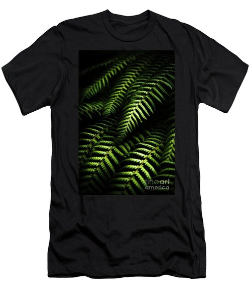 Nature In Minimalism Men's T-Shirt (Athletic Fit)