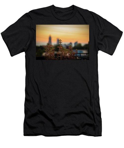 Nature In The City Men's T-Shirt (Athletic Fit)