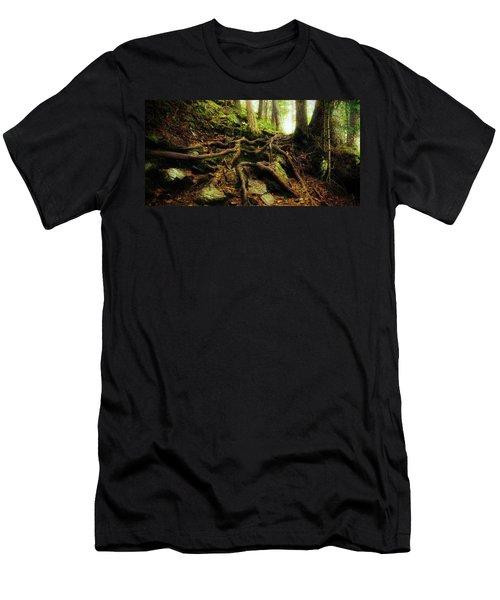 Nature's Cauldron Men's T-Shirt (Athletic Fit)