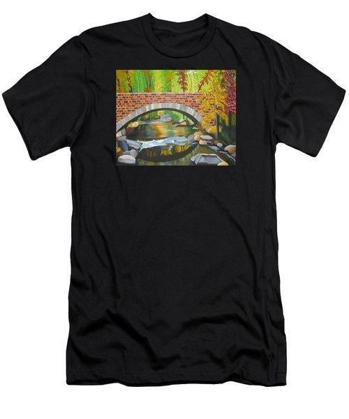 Natures Eye Men's T-Shirt (Athletic Fit)