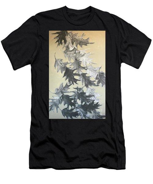 Natures Fallen Trash Men's T-Shirt (Athletic Fit)