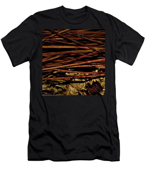 Nature's Lattice Men's T-Shirt (Athletic Fit)