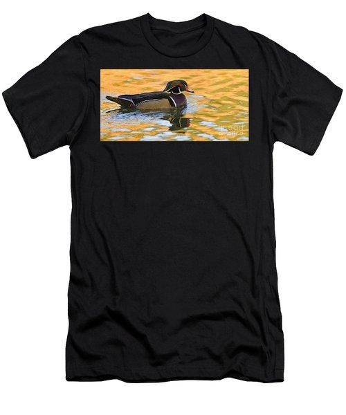 Natures Mirror   Men's T-Shirt (Athletic Fit)