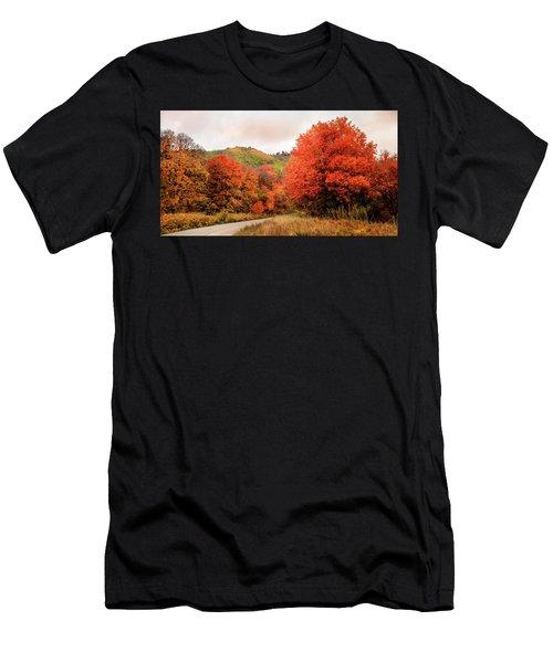 Nature's Palette Men's T-Shirt (Athletic Fit)