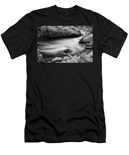 Nature's Pool Men's T-Shirt (Slim Fit) by James BO Insogna