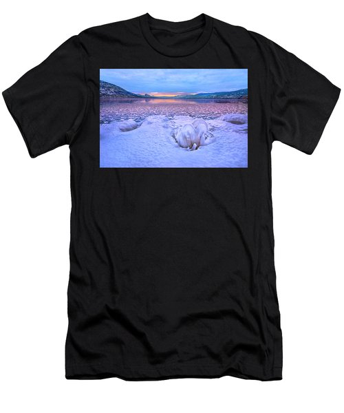Nature's Sculpture Men's T-Shirt (Athletic Fit)