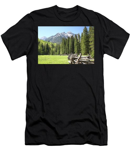 Nature's Song Men's T-Shirt (Athletic Fit)