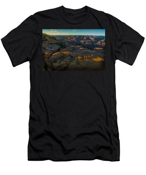 Nature's Wonder Men's T-Shirt (Athletic Fit)