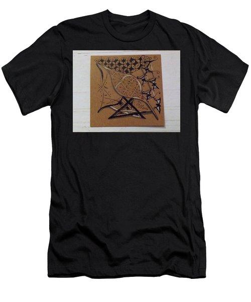 Nature's Work Men's T-Shirt (Athletic Fit)