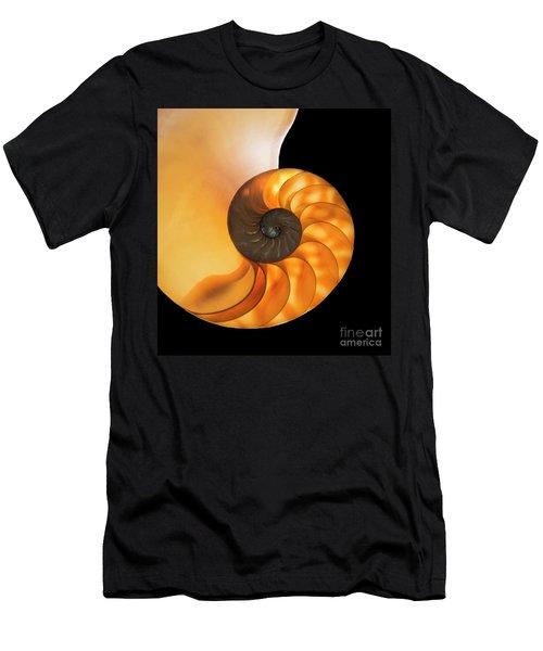 Men's T-Shirt (Slim Fit) featuring the photograph Nautalis by Brian Jones
