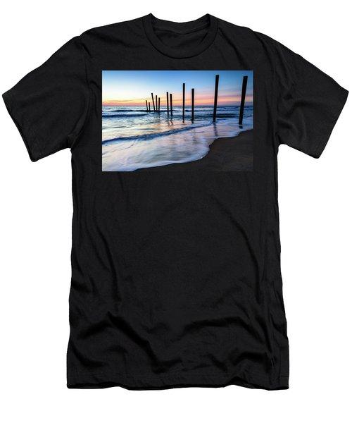 Nautical Morning Men's T-Shirt (Athletic Fit)