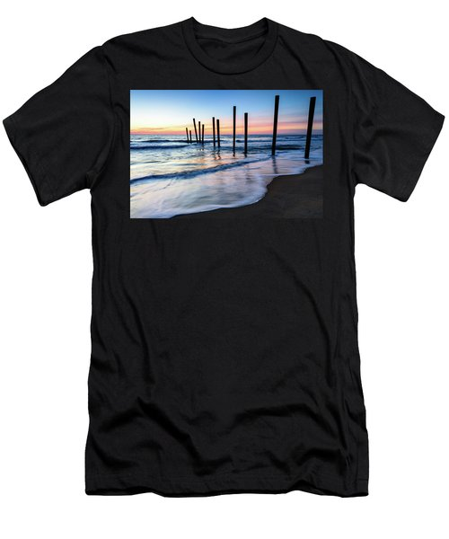 Nautical Morning Men's T-Shirt (Athletic Fit)