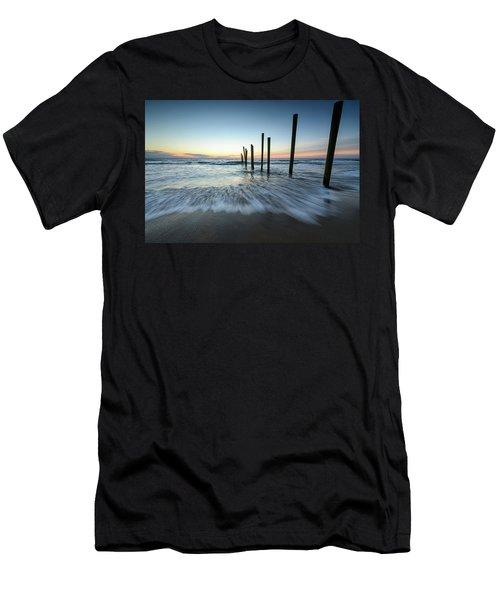 Nautical Mystique Men's T-Shirt (Athletic Fit)