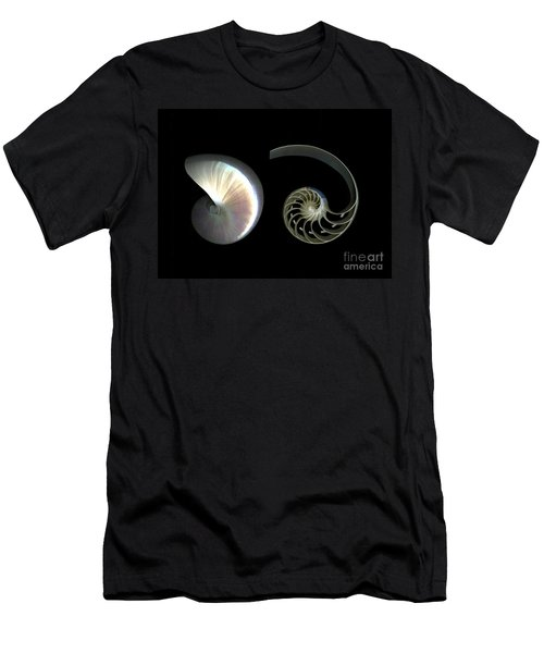Nautilus Deconstructed Men's T-Shirt (Athletic Fit)