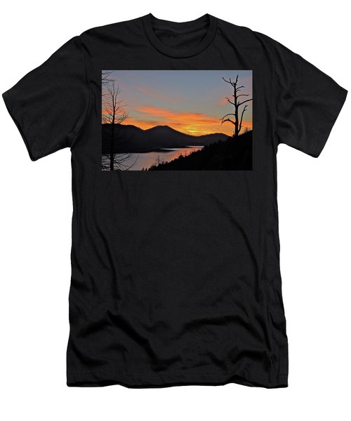 Navaho Lake Men's T-Shirt (Athletic Fit)