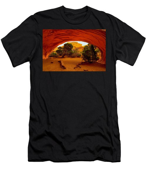 Navajo Arch Men's T-Shirt (Athletic Fit)