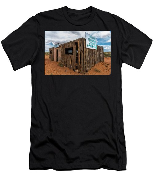 Navajo Jewelry Men's T-Shirt (Athletic Fit)