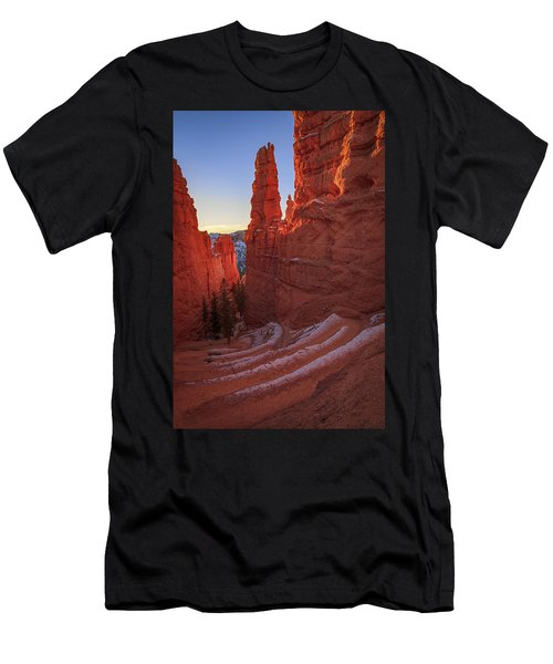 Navajo Loop Men's T-Shirt (Athletic Fit)