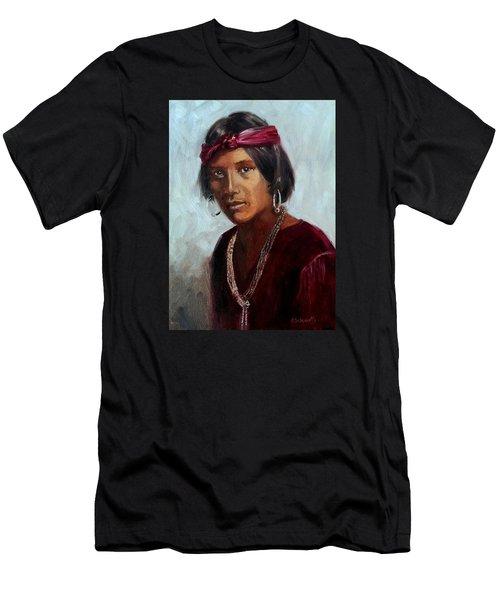 Navajo Youth Men's T-Shirt (Athletic Fit)