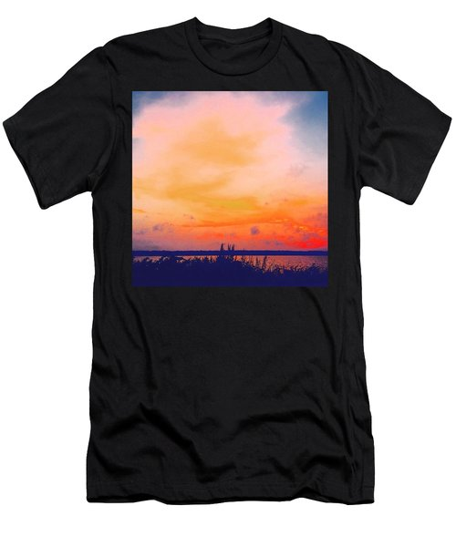 Southcoast Sunset Men's T-Shirt (Athletic Fit)