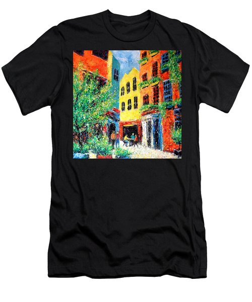 Neal's Yard London Men's T-Shirt (Athletic Fit)